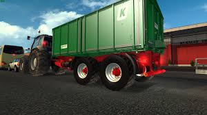 TRACTOR AND TRAILERS IN TRAFFIC Mod -Euro Truck Simulator 2 Mods