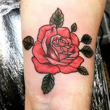 clean rose by ivan herrera sink the ink tattoo