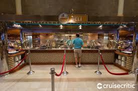 Carnival Magic Lido Deck Cam by Carnival Magic Dining Restaurants U0026 Food On Cruise Critic