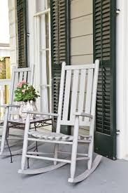 A Big Easy Cottage With Plenty Of History | GARDEN - DECK | Rocking ... Best Antique Rocking Chairs 2018 Chair And Old Wooden Barrel Beside Large Pine Cupboard In Carolina Cottage Mission Rocker Missionshaker Chestnut Vinyl Chair Traditional Country Cottage Style Keynsham Bristol Gumtree And Snow On Cottage Porch Winter Tote Bag The Sag Harbor Seibels Boutique Fniture Little Company Heritage High Fan Back Black Rigby Sold Pink Rocking Nursery Distressed Rustic Suite With Rocking Chair Halifax West Yorkshire 20th Century Style Cane Seat