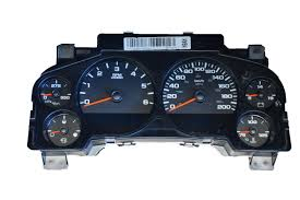 100 2007 Chevy Truck For Sale 2009 CHEVROLET SILVERADO INSTRUMENT CLUSTER FOR SALE