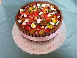 Cakes Decorated With Sweets by Going To Make Something Like This At The Weekend Recipes