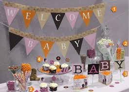 grand diy b baby shower decoration st diy baby shower decorations
