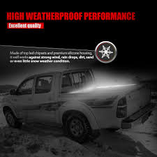 100 Led Light Strips For Trucks MIC TUNING INC Off Roadled Lights Auto Accessoriesonline Shopping