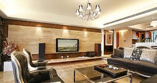 Brilliant Wood Wall Decorations Ideas On Decor With Paneling Entertainment Lounge Decoration Picture