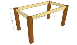 impressive ideas outdoor dining table plans outdoor dining table