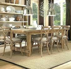 Restoration Hardware Dining Room Tables House