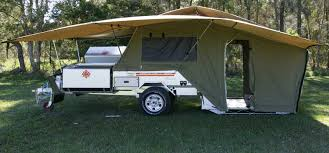 Pop Up Camper Versus Hardside Cargo Trailer