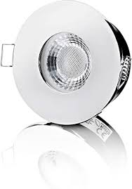 lambado premium led spots ip65 flach für badezimmer in