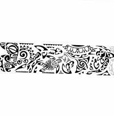 Maori Tattoo Band