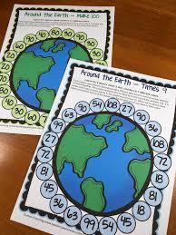 Halloween Brain Teasers Math by Earth Day Activities