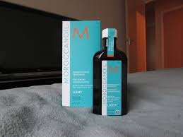 Rosalie Jayne Moroccan Oil Light Hair Treatment