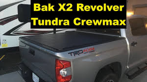 Tundra Crewmax Tonneau Cover Bak Revolver X2 Install And Overview ... Bak Revolver X4 Unboxing And Install On 2016 Limited Ford F150 Bakflip Fibermax Tonneau Cover Lweight Bed Industries X2 Hard Roll Up Covers Tri Fold Truck 90 Best Product Review Rollx Road Reality Rolling For 2015 Alluring Pick 15 Bak Savoypdxcom 72309 F1 Bakflip For Super Canada Autoeqca Cover With Page 21 Forum Rollbak 56 Tundra Crewmax Overview