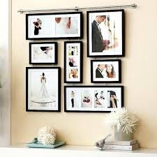 Picture Collage On Walls Wonderful Wedding Wall Photo Frames Ideas About