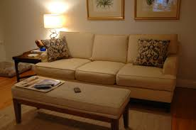Ethan Allen Bennett Sofa 2 Cushion by Furniture Beige Ethan Allen Sectional Sofas With Decorative