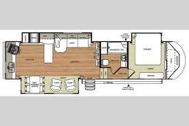 Wildwood Fifth Wheel Floor Plans Colors New 2017 Forest River Rv Wildwood Heritage Glen 346rk Fifth Wheel