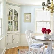 A DIYer S Delight In Colonial Revival Remodel Corner Cupboard With Dining Room Cabinet Idea 5