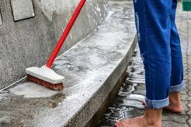 entretenir un sol en pour nettoyage naturelle