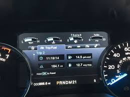 2015 F150 3.5l Ecoboost Bad Fuel Mileage - Ford Truck Enthusiasts Forums How To Get Better Gas Mileage From Your Car Or Truck Fuel Saving Best Gas Mileage Trucks High Titanshow Many Miles Does Have The On My Displayed As Todays Date Mildlyteresting 1993 Nissan King Cab Se V6 4wd Pick Up Truck Running Cheap Moving Unlimited Miles Obtain Vehicles Tagged With Low Russells Sales Penske Rental Agreement Pdf New What Is The A U Mahindra Blazo Smart Bus Roush Phase 1 Crazy Ford F150 Forum Community Of Club Page 15 19992013 Silverado Sierra 1500 Gm Pickup Resource