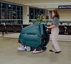 Riding Floor Scrubber Training by Floor Scrubbers Floor Sweepers New York Long Island