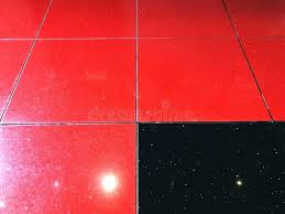 Red Floor Tiles And Black Download Texture Of Shiny On