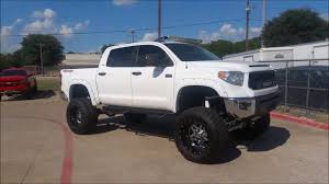 100 Truck Stop In Dallas Tx 2014 Lifted Toyota Tundra TX Custom Dealer