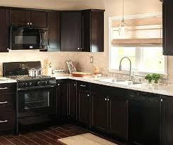 Lowes Kitchen Cabinets In Stock Diamond Now At Collection The Dark