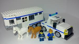 LEGO Ideas - City Police Horse Trailer Lego City Mobile Command Center 60139 Police Boat Itructions 4012 2017 Lego Police Itructions Unit 7288 Brickset Set Guide And Database Red White Hospital Building Lions Gate Models Review 60132 Service Station Set Of Custom Stickers To Build A Bomb Squad Truck And Helicopter Pictures Missing Figures Qualitypunk Blog Alrnate Challenge 60044 Town