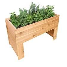 how to build a portable raised garden bed cedar raised garden