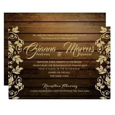 Rustic Elegance Wedding Invitations Collection Elegant Uk