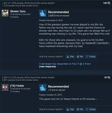 I Shower With My Dad by Steam Reviews Comp