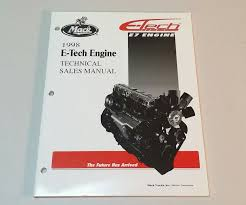 Mack Truck E7 ENGINE Technical Sales Manual E-Tech MANUAL 1998   EBay Amerigreen Automotive Llc Mack R Model Dump Truck 30tons For Sale Autos Nigeria Bumpers Shealys Center Celebrates 75 Years As Truck Dealer In 1992 Sales Brochure Transwestern Centres Light Medium Heavy Duty Trucks For 2018 Mack Anthem Tandem Axle Daycab For Sale 287683 1955 B30 Chassis And Cab Truck Med Heavy Trucks Gabrielli 10 Locations The Greater New York Area 1990 Ch612 Single Axle Sale By Arthur Trovei