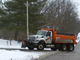 More Snow, Less Salt | WVXU Detroit Hiring Dozens Of Salt Truck Drivers Dicer Salt Spreaders East Penn Carrier Wrecker Garching Germany Small Truck At Work On Wintertime Editorial Lansing Hits Overpass Spills On Road Gps Devices Added To The Arsenal Snowfighting Equipment I See They Wont Make Same Mistake Twice Nyc 2009 Freightliner Dump Truck With Swenson Salt Spreader Eastern Surplus Food The Dirty Ice Cream Blog Driver Snow And Treatment Springfield Township Oh Official Website