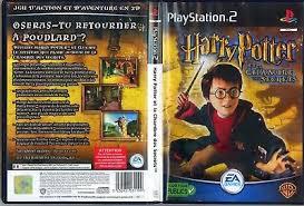 harry potter la chambre des secrets vf jeu harry potter et la chambre des secrets sony ps2 ps3 pal vf fra