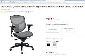 Workpro Commercial Mesh Back Executive Chair Black by 15 Workpro Commercial Mesh Back Executive Chair Manual 349