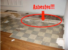 But As We All Know There Is Unfortunately Also Another Side To The Story Long Asbestos Floor Tiles Stay Intact And Remain Undamaged