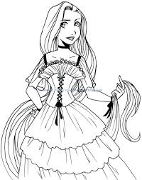 Disney Princess Baby Ariel Coloring Pages Colouring To Print On Download