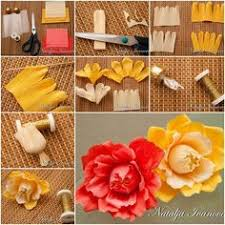 How To Make Surprise Candy Flower Step By DIY Tutorial Instructions
