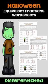 Halloween Multiplication Worksheets Grade 4 by 6154 Best Halloween Math Ideas Images On Pinterest Halloween