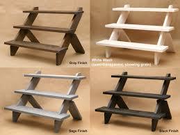 3 Tier Display Shelf Riser Store By