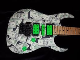 How Much Does It Cost To Paint Your Guitar