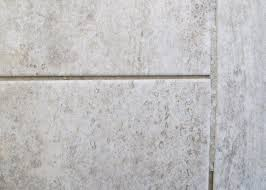 No Grout Luxury Vinyl Tile by Grout Cracking Between Our Vinyl Resilient Tiles Merrypad