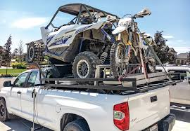 100 Utv Truck Rack TOYUP INDUSTRIES UTV DECK UTV Action Magazine