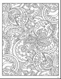 Astounding Paisley Design Coloring Pages For Adults With Free Printable Hard To