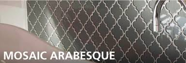 arabesque mosaic floor decor