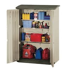 Rubbermaid Slide Lid Storage Shed Shelves by Rubbermaid