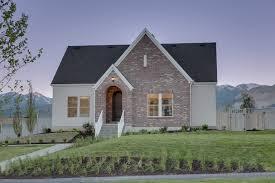 100 Fieldstone Houses Daybreak Model Home Homes