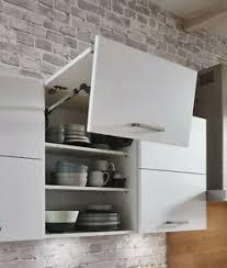nobilia falt lift wandschrank 60cm 90cm küchen hängeschrank