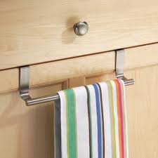 Over The Door Bathroom Organizer by Bathroom Towel Bar Ideas And Styles Buying Guide