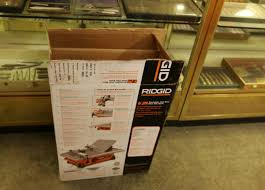Rigid 7 Tile Saw R4020 by Absolute Auctions U0026 Realty